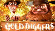 Gold Diggers - 777 игровой автомат Вулкан онлайн
