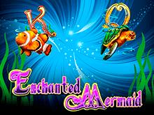 Enchanted Mermaid: играйте в слот на сайте клуба Вулкан